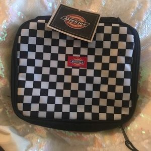 Dickies checker lunch cooler